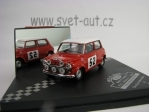 Morris Cooper S No.52 Makinen Rally MC 1965 1:43 Vitesse